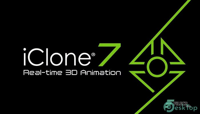 Download Reallusion iClone Pro 7.92.5425.1 Free Full Activated