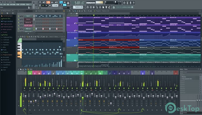 Download Fruity Loops Studio 11.0.4 Free
