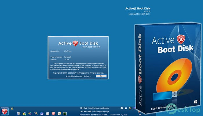 Download Active@ Boot Disk 16.0 Free
