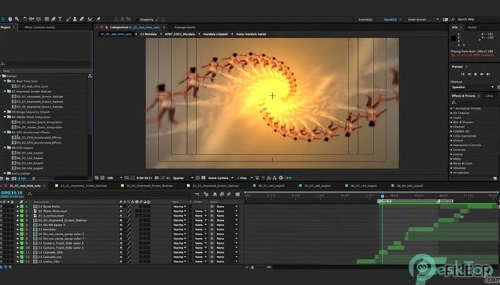Download Adobe After Effects 2021 18.4.1.4 Free