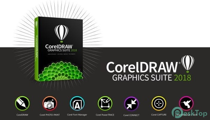 Download CorelDRAW Graphics Suite 2018 20.1.0.708 Free Full Activated