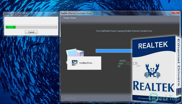 Download Realtek Ethernet Controller All-In-One Drivers 11.0.2.1 Free