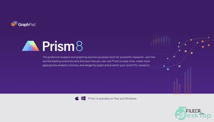 GraphPad Prism 9.0.0.121 Free Download Full Activated