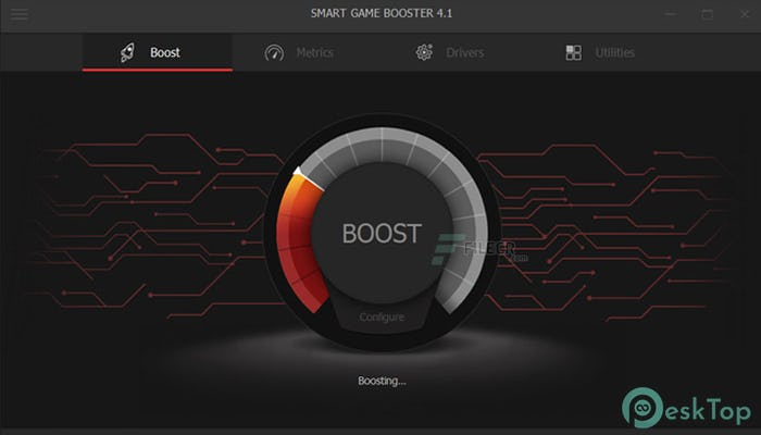 Download Smart Game Booster 5.0.1.461 Free Full Activated