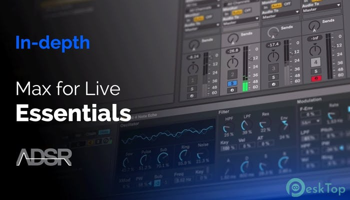 Download Ableton – Max for Live Essentials  Free