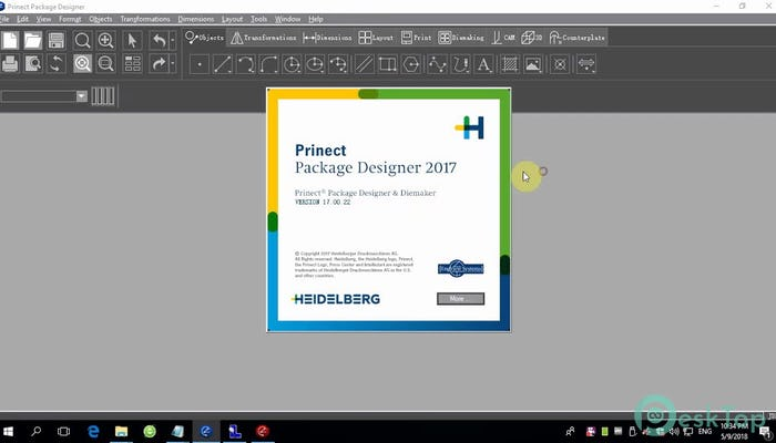 Download EngView / Heidelberg Prinect Package Designer 2017 2017.00.22 Free Full Activated