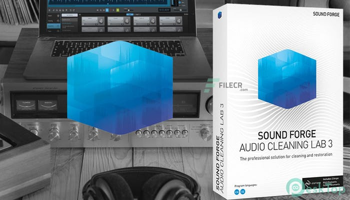 MAGIX SOUND FORGE Audio Cleaning Lab 3 25.0.0.43 Free Download Full Activated