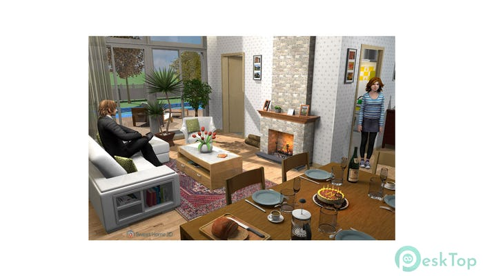 Sweet Home 3D 6.4.2 Free Download
